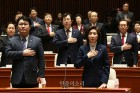 """'선거제도 개혁 신속처리' 여야 공조에 """"의원직 총사퇴""""까지 거론한 자유한국당"""