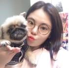 '커피야 부탁해' 김민영, 마음도 따뜻한 반려동물 캠페인 인증!