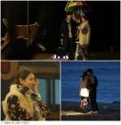 '연애의 맛' 이필모, 수연의 겨울바다 이벤트에 눈물 펑펑…감동 이벤트는?