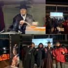 '해치' 정일우, 촬영장에 200인분 간식차 쐈다
