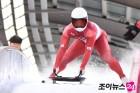 윤성빈, 스켈레톤 월드컵 4차 대회 '은메달'