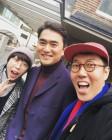 김영철X김석훈X권진영, 교회서 만난 독특한 조합