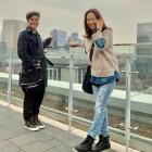 최민수♥강주은, 추운 날씨 뚫고 박물관 데이트
