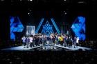 '프로듀스X101' 연습생들, 런웨이쇼 성공적 마무리 '매력 폭발'