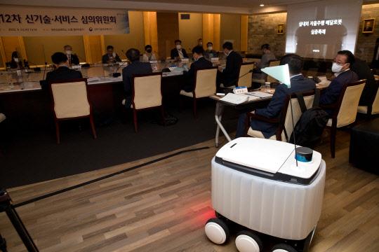 농어촌 빈집숙박·로봇배달 가능해진다