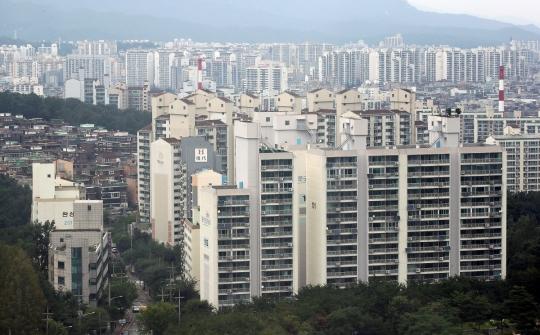 수도권 아파트 거래절벽 속 주거용 오피스텔 인기