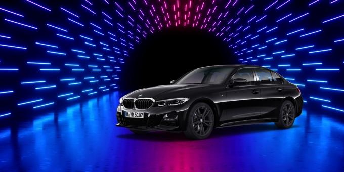 BMW 코리아, 뉴 320i 블랙 수트 100대 한정 출시